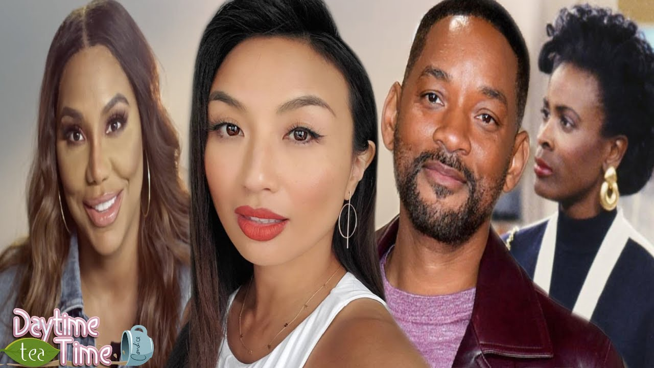 Jeannie Mai RESPONDS + Tamar Braxton | Janet Hubert SPEAKS about Will Smith! #DWTS