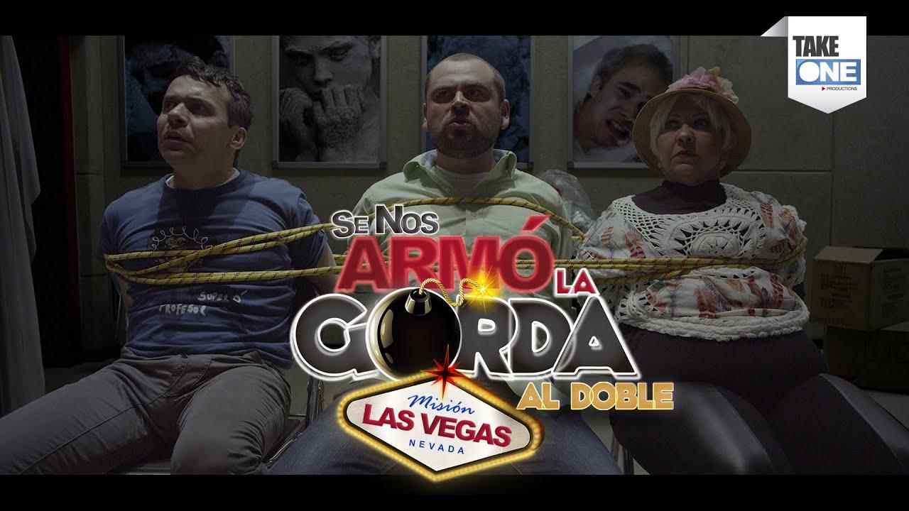 Se nos armó la gorda al doble: Misión Las Vegas