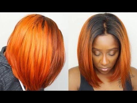 HOW TO GET ORANGE HAIR EASILY!!   DYE BLACK HAIR TO ORANGE STEP BY STEP TUTORIAL   SUPERNOVA HAIR