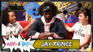 Jay Prince: Who's Your Dream Collaboration? | Arts & Raps