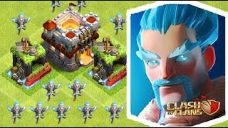 Clash Of Clans Update - The New Ice Wizard