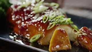 Chicken Recipes - How to Make Baked Chicken Teriyaki