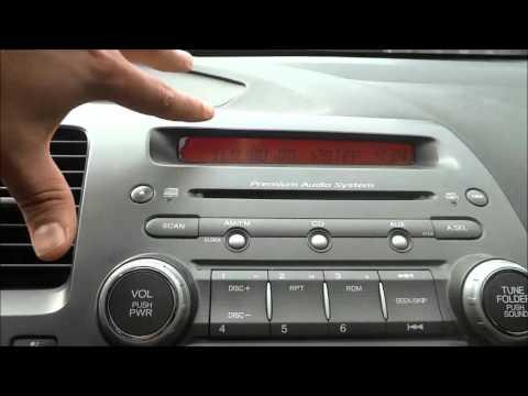 How To Enter The Honda Civic Diagnostic Mode (8th Gen 2006-2011)