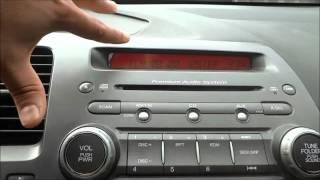 How To Enter The Honda Civic Diagnostic Mode 8th Gen 2006 2011