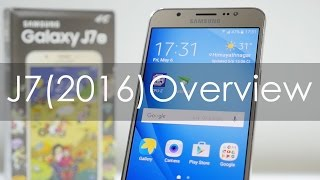 Samsung Galaxy J7 2016 Indian Variants Unboxing amp Overview