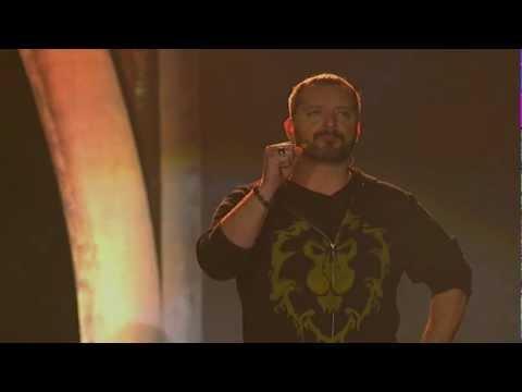 BlizzCon 2011: Chris Metzen announces Mists of Pandaria (English) World of WarCraft