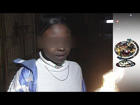 South Africa's Child Prostitution Crisis (1998)