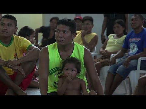 Venezuela's neighboring states struggle with immigrant influx