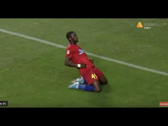 Rezumat: U Craiova - FCSB  0-1 I Tsoumou debut cu gol la oaspeti