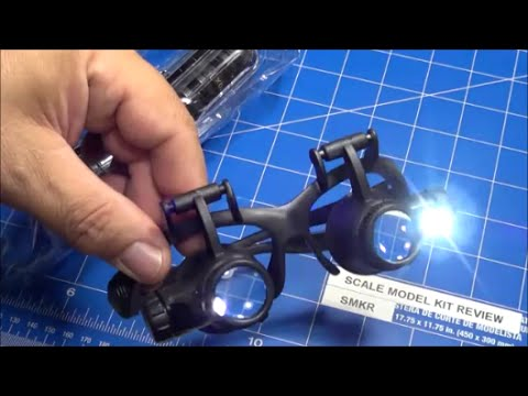 Jeweler Watch Repair Magnifier Glasses (ULTRA FINE DETAIL) @ SMKR