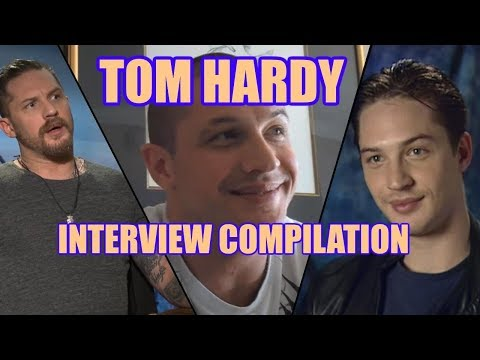 Tom Hardy Interview Compilation - About Love,  Drugs, Revenge and stupid Questions...