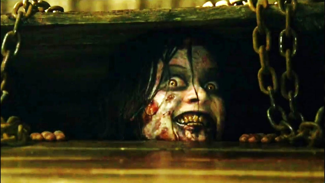Evil dead 2013 red band trailer 2 hd youtube - Scary movie 5 wallpaper ...