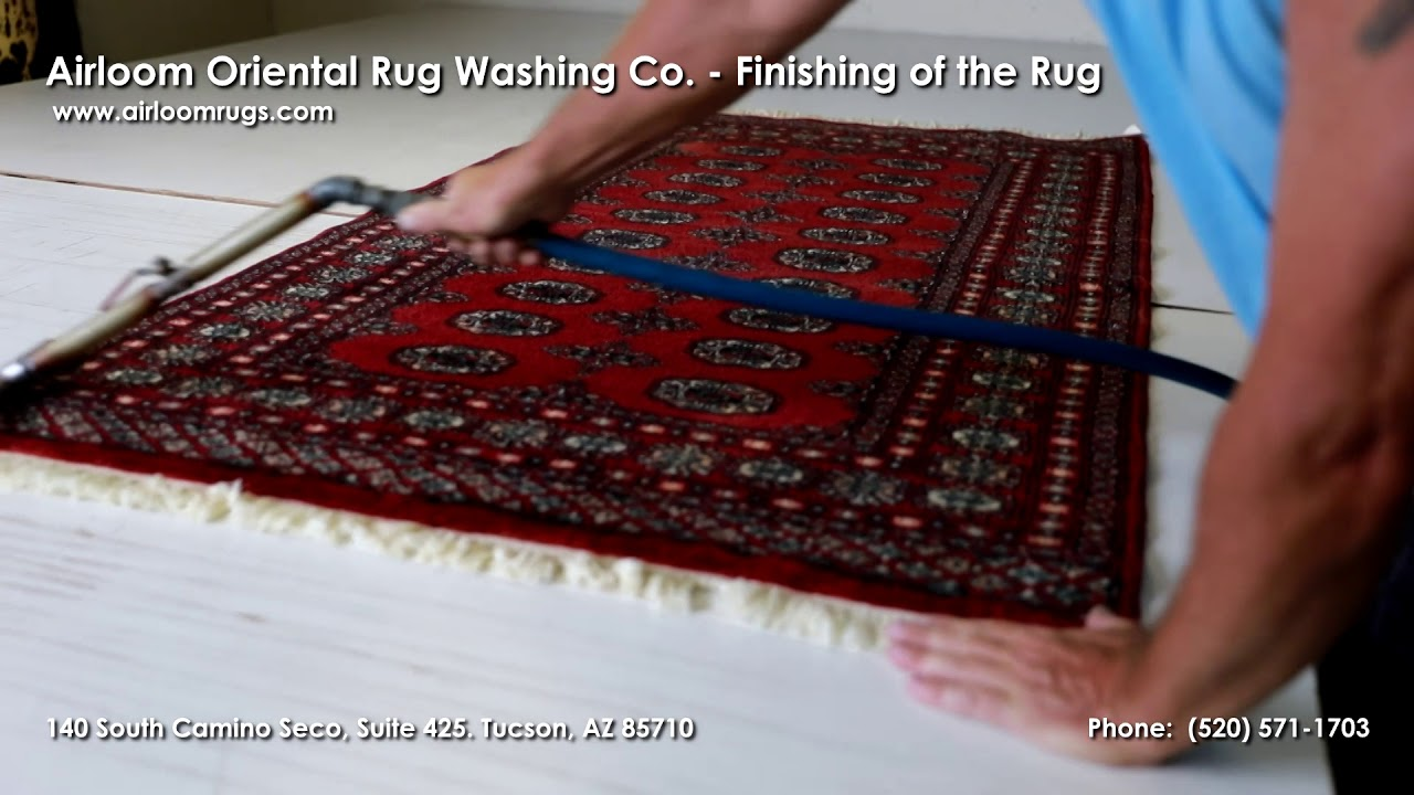 Airloom Oriental Rug Washing & Cleaning