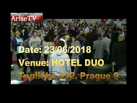 Advertisement: Prophetic Miracle Conference 2018 - Czech Rep