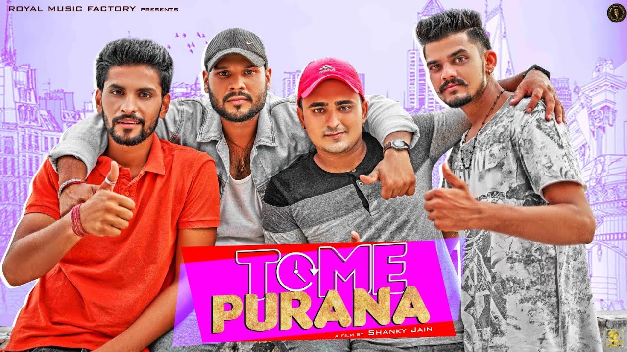 Time Purana | Sam Bee | Sandy Puniya | Anjeep Lucky | New Haryanvi Songs 2020