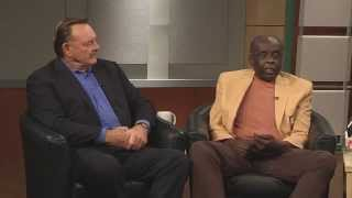 Dick Butkus and Deacon Jones talk football