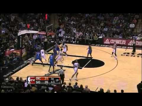 Tony Parker Offense Highlights