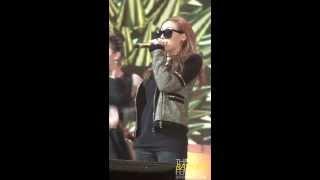 140116 골든디스크 어워즈 2NE1 - Do You Love Me(CL Ver)