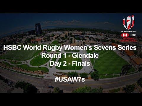 HSBC World Rugby Women's Sevens 2019/20 - Glendale Day 2