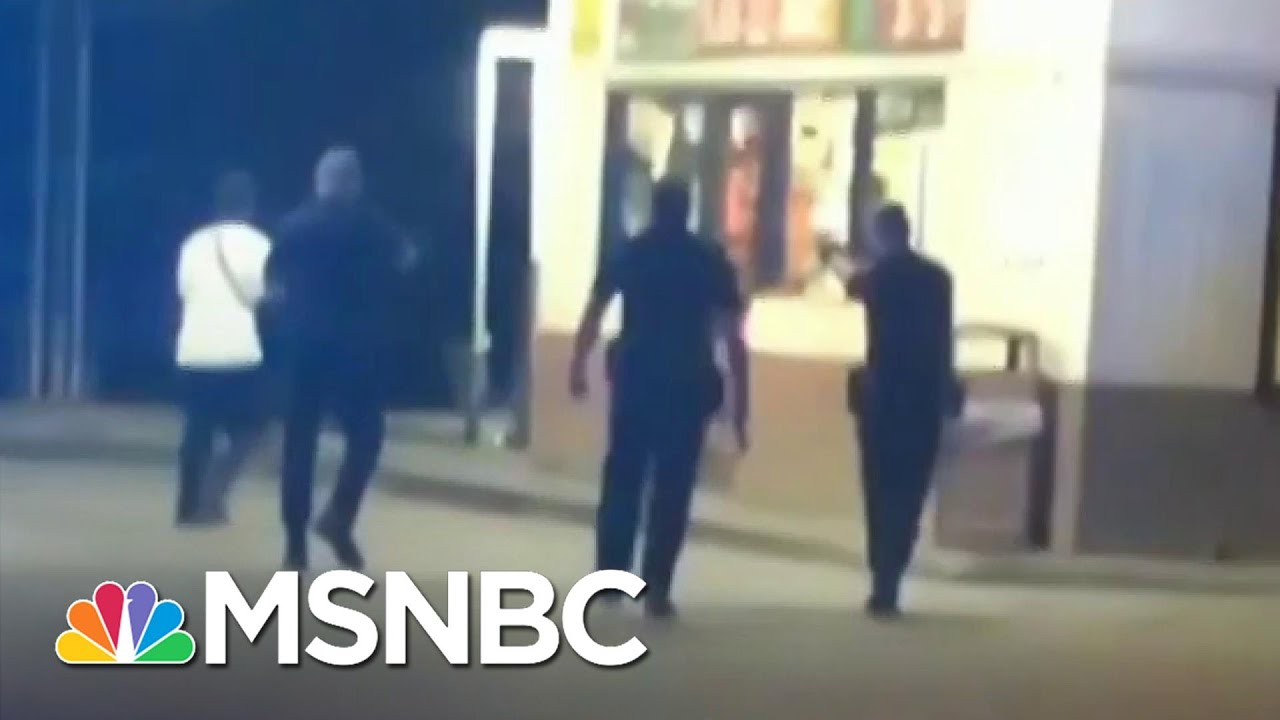 Video Appears To Show Louisiana Police Fatally Shoot Man Walking Away From Officers | MSNBC