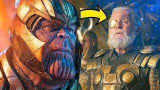 Thanos le Robo el Plan a Odin!!?? -Teoria Avengers 4