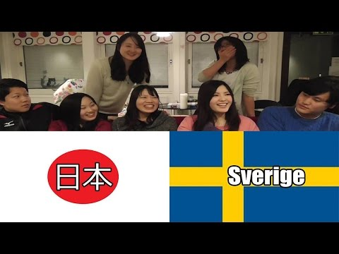 What Japanese People Think of Sweden - 日本人スウェーデンについて何を思う?