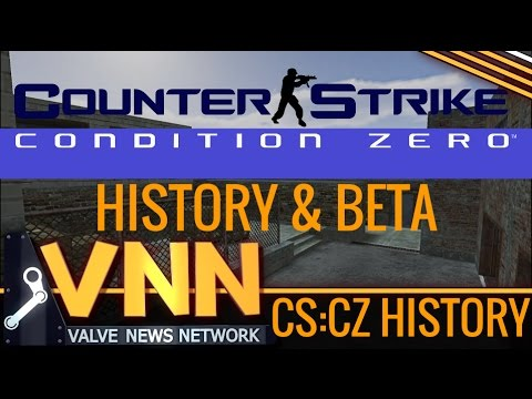 The History of Counter-Strike: Condition Zero