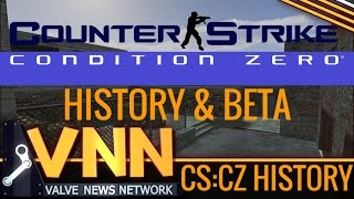 The History of Counter-Strike: Condition Zero
