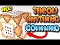 Minecraft Xbox One Command Block (Throw Mobs)