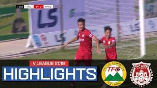 Cựu Vua phá lưới Lao League đá trượt pen, Phố Hiến thất thủ trên sân XM Fico Tây Ninh