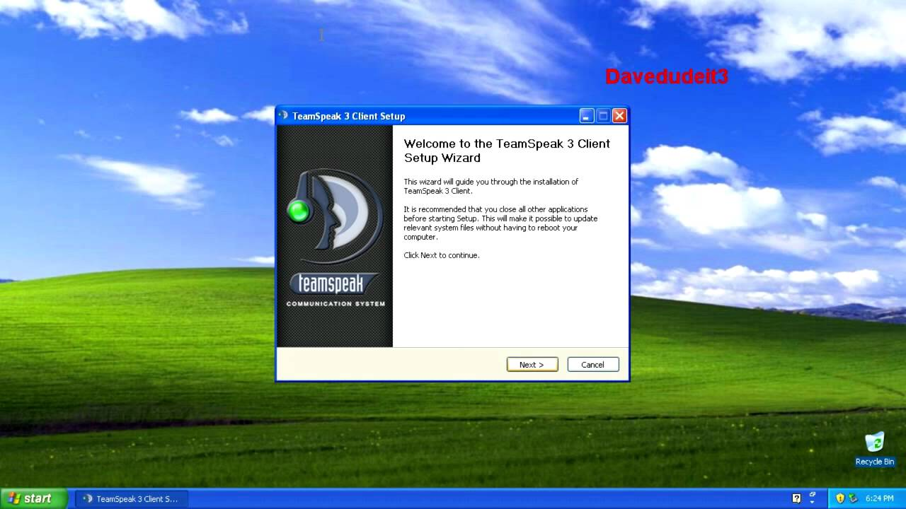 how to make a private server in teamspeak 3