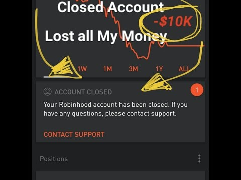 😰😢I lost all my Money  $10K -Trading Stocks !!