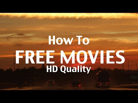 How to download Free Movies HD quality Mac and Pc