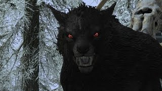 Skyrim - Werewolf Farmer (RANDOM ENCOUNTER)