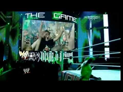 RAW 06/10/13 Triple H Entrance