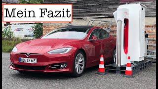 Mein Fazit - 18 Monate - 40.000 KM mit Tesla Model S unterwegs!