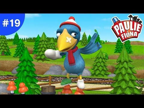 Paulie y Fiona 2 | 19 Un Cuervo Con Suerte | Caricaturas para Niños | Caricaturas en Español