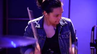 Bonobo - Cirrus (Drum cover by Brittany Macc)