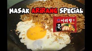 MASAK ARIRANG MIE KOREA HALAL | Dapur I'M