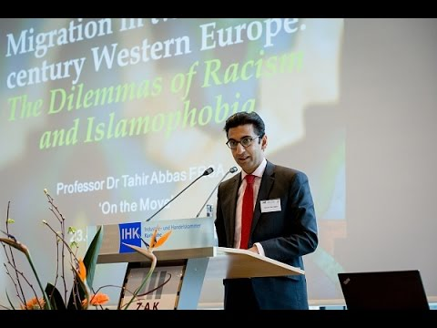 Dilemmata von Rassismus und Islamophobie (Prof. Dr. Tahir Abbas)