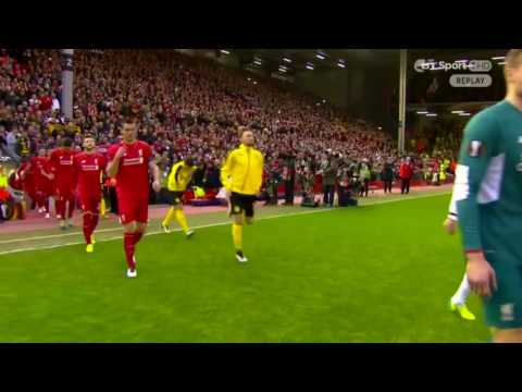 Liverpool vs Dortmund 4-3 Europa league quarter final 2016