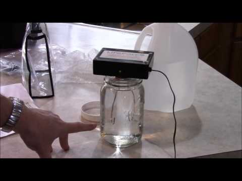 How To: Make Your Own Colloidal Silver ~ Making Colloidal Silver ~ Nano Ionic Silver