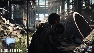 Dome: Battlefield 4 haastattelu - osa 1/2