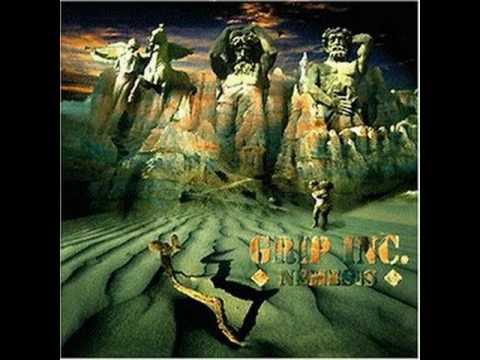 GRIP INC. - Scream At The Sky (with lyrics)