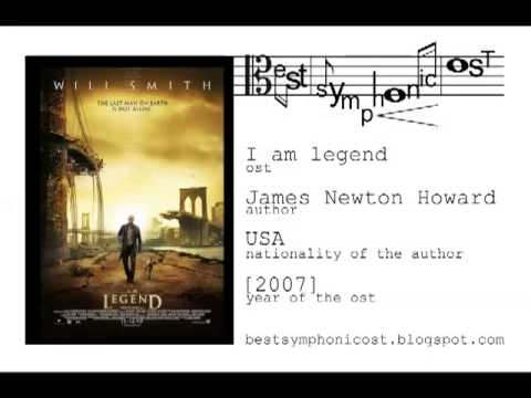 I Am Legend - My name is Robert Neville + Evacuation (James Newton Howard) -best symphonic ost