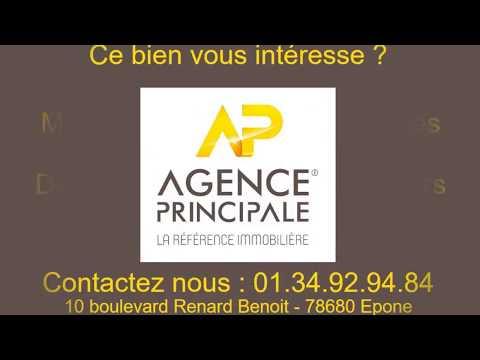 L'Agence Principale d'Epone vous présente votre futur bien en exclusivité à Epône