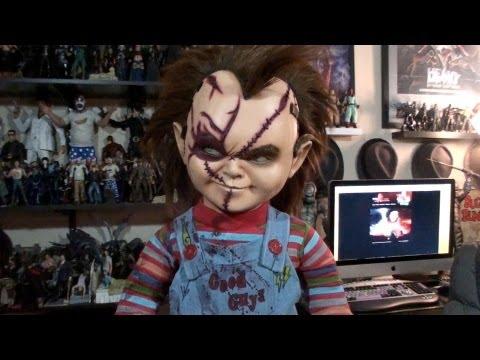 Turmoil In The Toybox - TNG Props Chucky Replica