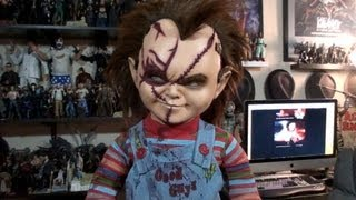Turmoil In The Toybox - TNG Props Chucky Replica