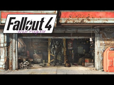 Fallout 4 Ep 24 General Electrician