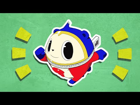 Persona - 10 Weird Facts